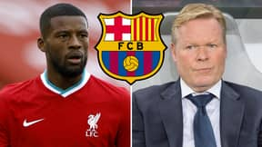 Georginio Wijnaldum's Move To Barcelona Is Off After European Giant Hijacks Deal For Liverpool Star