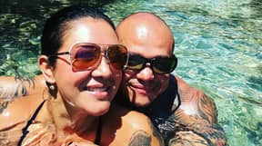 WWE Legend Rey Mysterio Shares Rare Unmasked Picture Of Himself