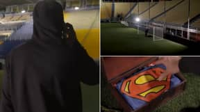 Parma Unveil Gianluigi Buffon Signing With Brilliant 'Superman' Announcement Video