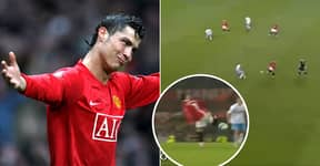 Cristiano Ronaldo's Assist For Manchester United Is Most Underrated In Football History