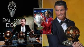 Ballon d'Or Winners If Lionel Messi And Cristiano Ronaldo Couldn't Win It