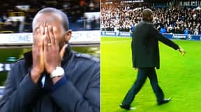 The Emotional Moment When Fabrice Muamba Returned To White Hart Lane Where He Collapsed