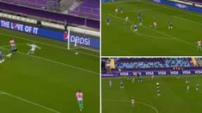 Barcelona Women's Third Goal Vs Chelsea Was Straight Out Of The Johan Cruyff Handbook