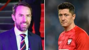 Bayern Munich Block Robert Lewandowski And David Alaba From World Cup Qualifiers