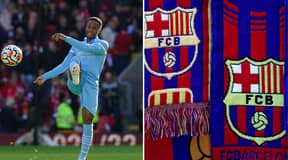 Manchester City Keen On Swapping Raheem Sterling With Barcelona Star