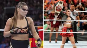 Ronda Rousey Hints That She Could Return To WWE