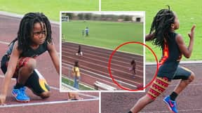 Meet The 7-Year Old Who Can Run 100 Metres In 13.48 Seconds
