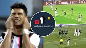 Cristiano Ronaldo Had One Of His Worst Nights For Juventus Against Sassuolo