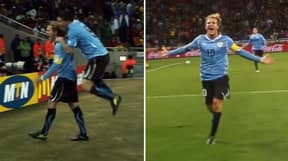 Remembering When Diego Forlan Mastered The Jabulani At The 2010 World Cup