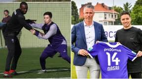 Samir Nasri 'Set To Be Sacked By Anderlecht'