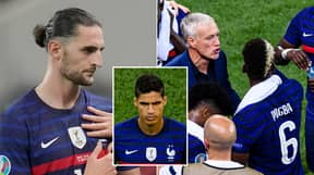 New Details Emerge Of The 'Ugly Scenes' In The France Team During Euro 2020 Defeat To Switzerland