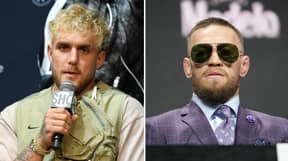 """Jake Paul Claims There's A """"90 Percent Chance"""" He'll Fight Conor McGregor"""