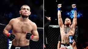 Conor McGregor And Khabib Nurmagomedov Teammates To Fight On Saturday