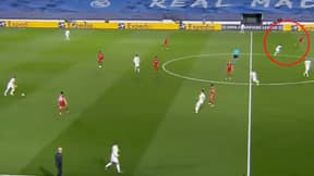 Toni Kroos Provides Spectacular Assist With 'Undefendable' 50-Yard Pass To Vinicius Junior