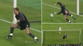 Fans Are Astounded By How Far Jerzy Dudek Was Off His Line In 2005 Champions League Final Between Liverpool And AC Milan