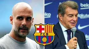 Barcelona Are Trying To Lure Pep Guardiola Back To The Club, Making Him An Offer 'He Can't Refuse'