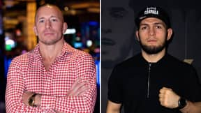 Khabib Nurmagomedov Reacts To Fresh Speculation Over A Dream Clash With Georges St-Pierre