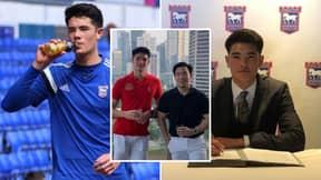 17-Year-Old Ipswich Sensation Elkan Baggott Has More Followers Than Club And Teammates Combined