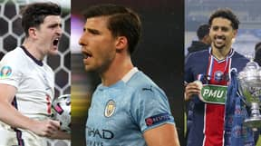 The 10 Best Centre-Backs In The World Right Now, Named And Ranked