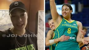 Absent Australian Star Liz Cambage Pledges Support To Nigerian Basketball Team In Leaked Video