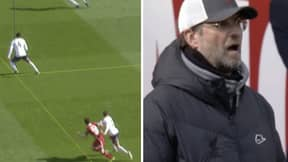 Liverpool's Equaliser Ruled Out By VAR Due To Diogo Jota's 'Sleeve' Being Deemed Offside
