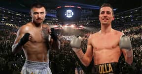 Anthony Crolla To Fight Vasyl Lomachenko On 12th April In America