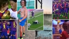 Carles Puyol Is The Definition Of What A 'True Captain' Should Be