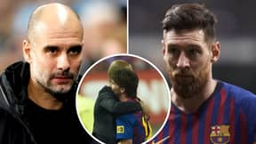 Getafe President Claims Club Had An Agreement To Sign Both Lionel Messi And Pep Guardiola