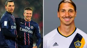 David Beckham Played A Key Role In Zlatan's Move To LA Galaxy