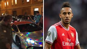 Pierre-Emerick Aubameyang Verbally Abused By Arsenal Fans Following Crystal Palace Draw