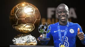 42.8% Of Fans Think N'Golo Kante Should Win The Ballon d'Or