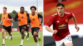Manchester United's Fastest Players Have Been Revealed Ahead Of 2021/22 Season