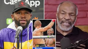 Mike Tyson Reignites Rivalry With 'Damaged' Floyd Mayweather In Scathing Rant Over Logan Paul Fight