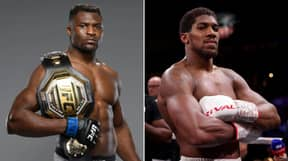 Francis Ngannou Linked With Two-Fight UFC And Boxing Deal, Anthony Joshua Discussed As Potential Opponent