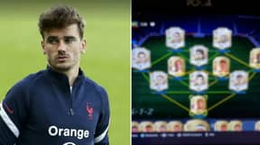Antoine Griezmann Has Revealed His FIFA 22 Ultimate Team Selection