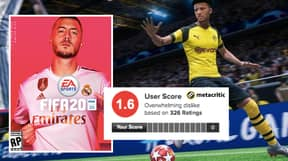 FIFA 20 Receives 1.6/10 User Score Rating On Metacritic