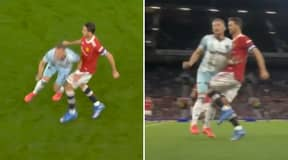 How Did Nemanja Matic Get Away With This Against West Ham?