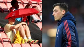 Arsenal Fear They're Stuck With Mesut Ozil Due To Huge 'Loyalty Bonus'