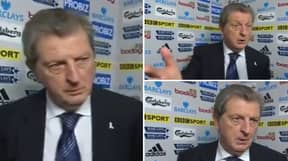 """""""Let's Not Take The P*** Here!""""- Roy Hodgson Is Responsible For One Of The Greatest Post-Match Interviews Ever"""