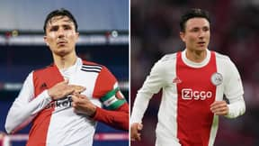 New Ajax Signing Steven Berghuis Receives 19 Pages Worth Of Death Threats After Controversial Move From Feyenoord