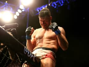 Michael Bisping's Legacy Is Set As He Realises His Dreams Of A UFC Title Fight
