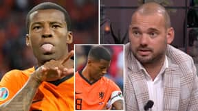 Wesley Sneijder Destroys Georginio Wijnaldum And 'Mediocre' Netherlands In Savage Rant After Shock Euro 2020 Exit