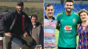 Alisson Becker's Father Tragically Passes Away After Drowning In Brazil