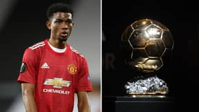 'Amad Diallo Could Be In Contention For The Ballon d'Or In Five Years'