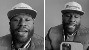 Floyd Mayweather Goes On Lengthy Rant About Kyrie Irving's Covid-19 Vaccination Stance