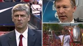 A New Arsene Wenger Documentary Drops Next Month And The Trailer Looks Brilliant