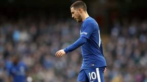 Eden Hazard Was Not A Fan Of Antonio Conte's Tactics Against Manchester City