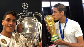 'It Might Take Raphael Varane Time To Adjust To Premier League Football At Manchester United'