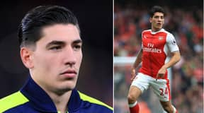 Arsenal Fans Will Love What Hector Bellerin Thinks Of Barcelona Rumours