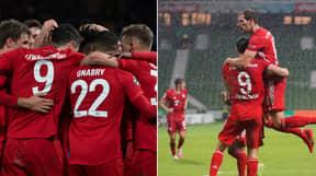 Bayern Munich Win Eighth Bundesliga Title In-A-Row After Beating Werder Bremen